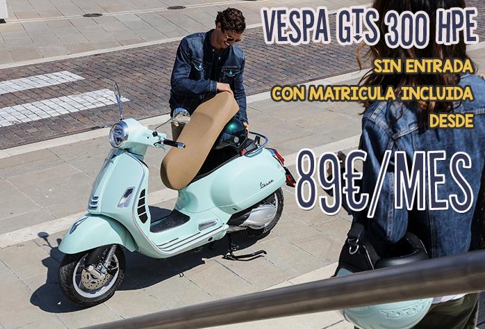 Oferta Vespa GTS 300 HPE